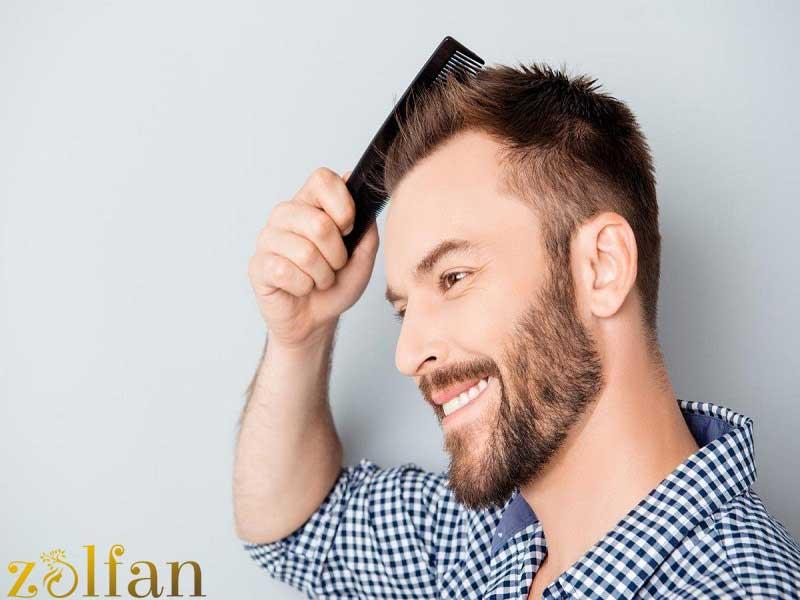 مراقبت مو مردانه