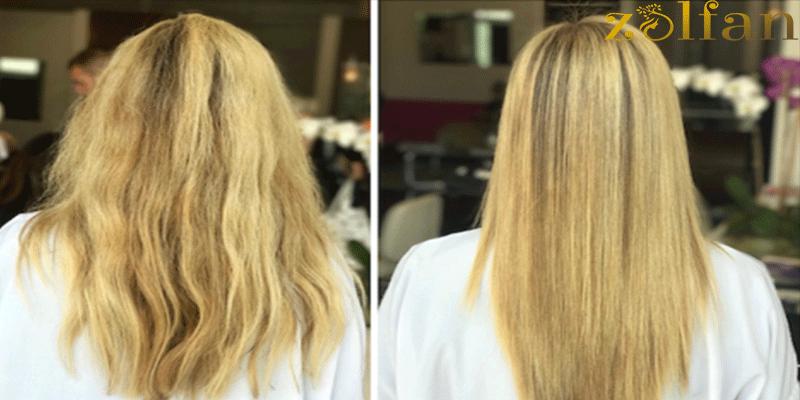 روش های سنتی برای کراتینه کردن مو بهتر است یا روش های مدرن