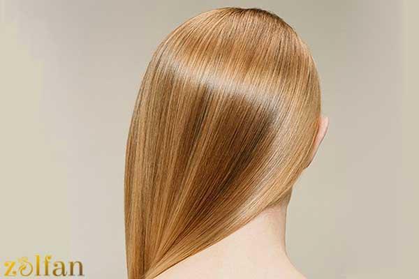 مزایا کراتینه کردن مو
