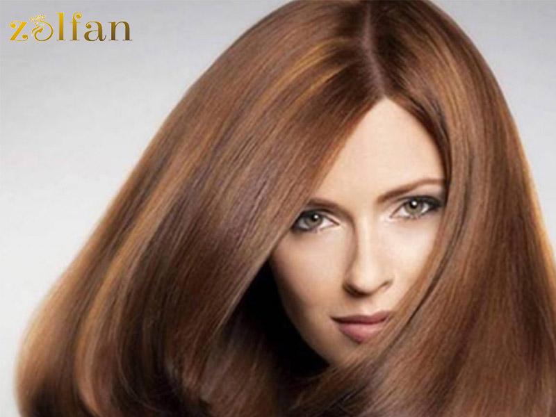 . برای افزایش ماندگاری رنگ مو از شامپوهای مناسب استفاده کنید