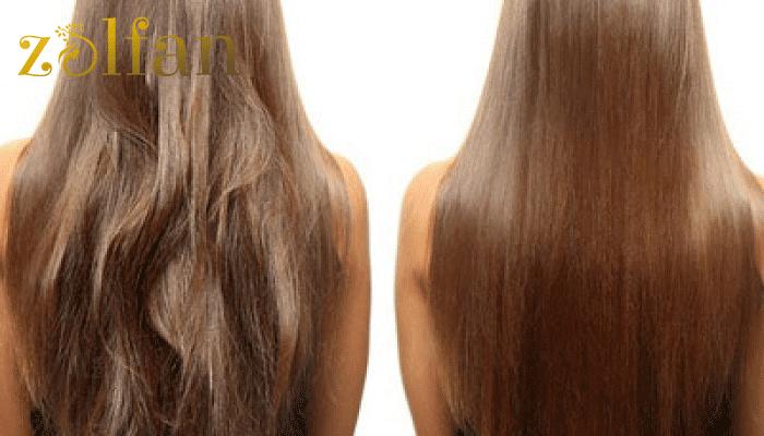 اثرات نگهداری صحیح در ماندگاری کراتین مو