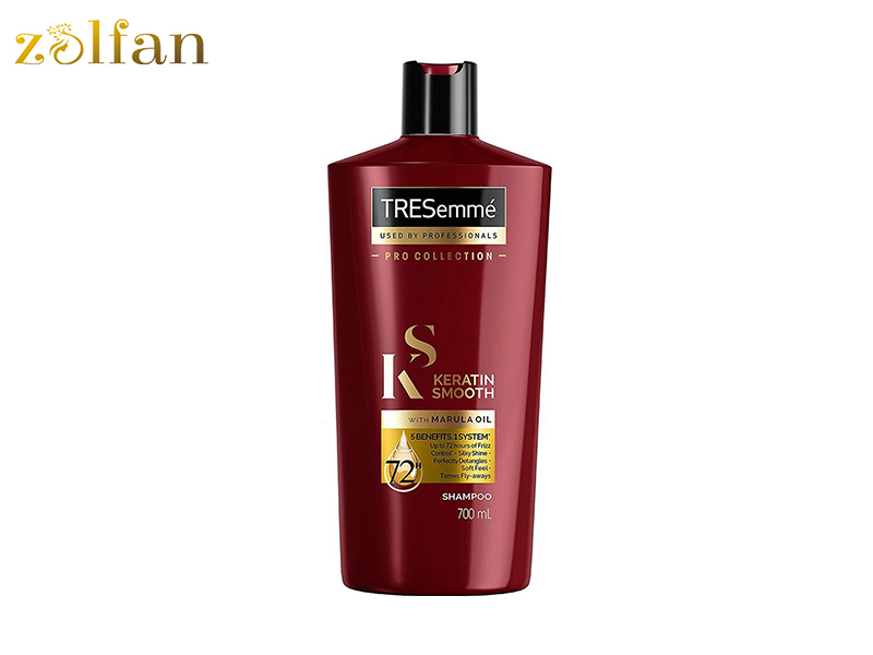 شامپو مناسب برای موهای کراتینه شده، شامپو بعد کراتین Tresemme