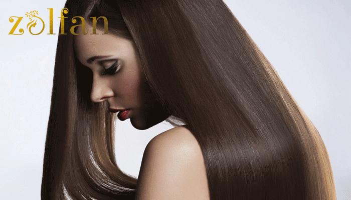 صافی ژاپنی با ریباندینگ مو
