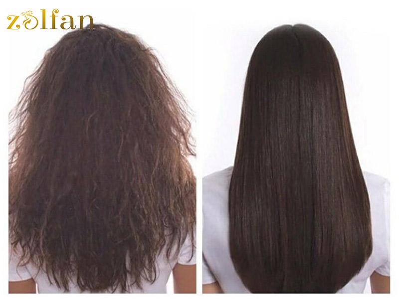 صافی ژاپنی با ریباندینگ مو چیست؟