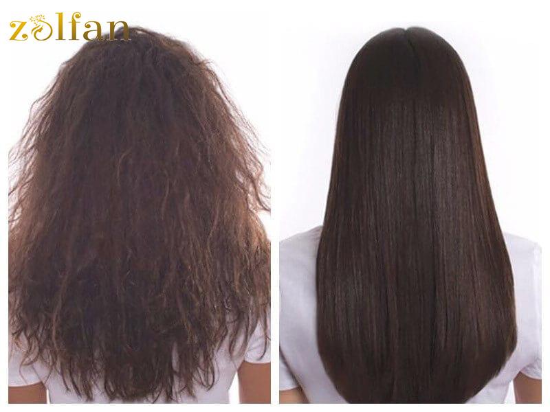 تفاوت ریباندینگ مو با کراتینه در چیست؟