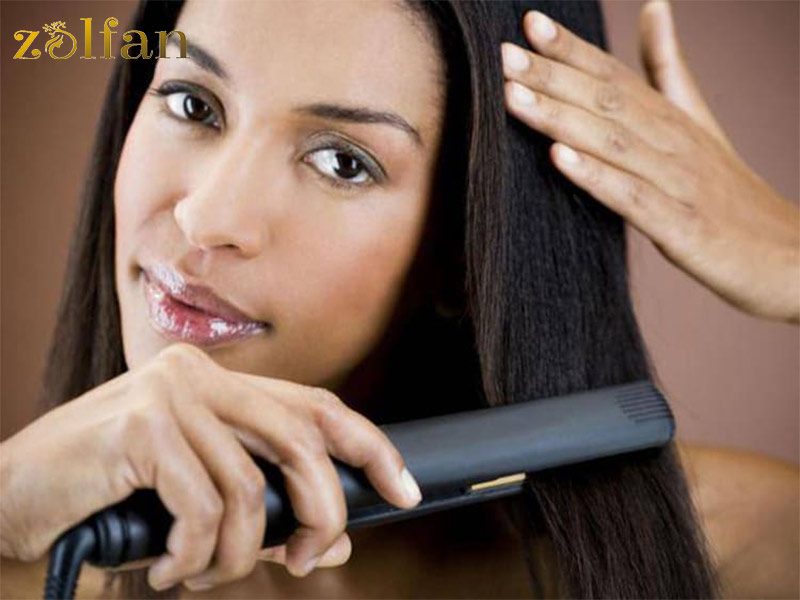 10 اتو مو مناسب برای موهای نازک و کم پشت