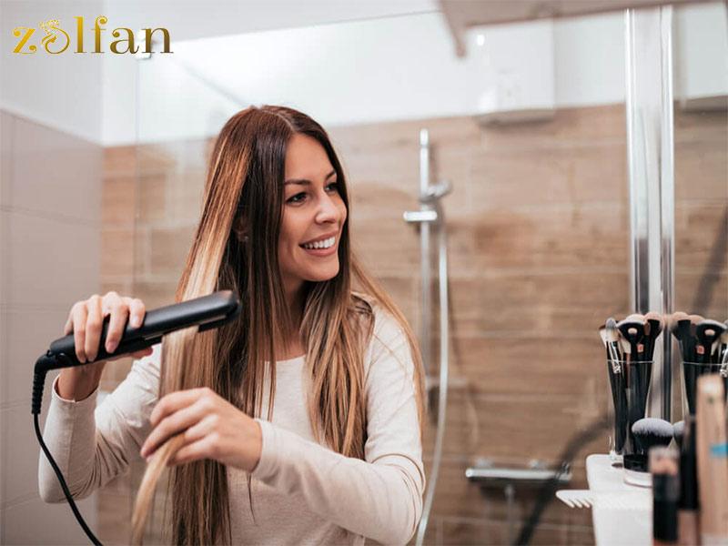 اتو مو صفحه باریک بهتره یا پهن؟ انتخاب اتو مو مناسب