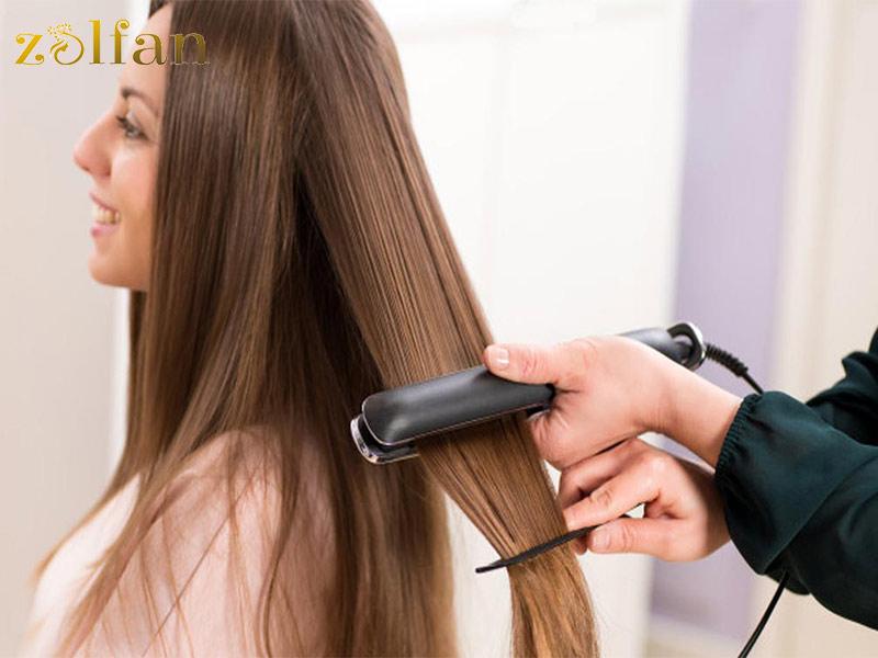 اتو مو کراتینه برای چه نوع موهایی مناسب است؟