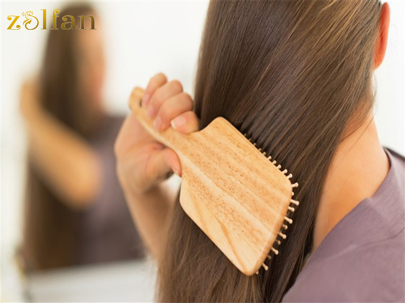 انتخاب بهترین برس و شانه مو مناسب برای مو