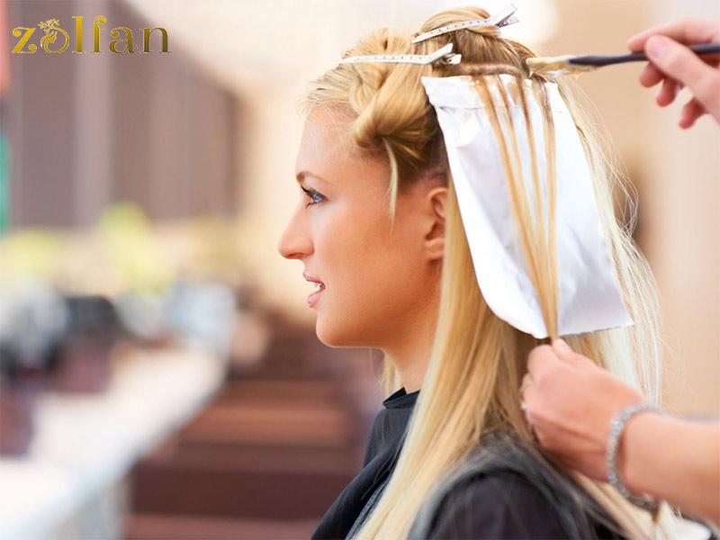 مهم ترین عوارض رنگ کردن مکرر مو