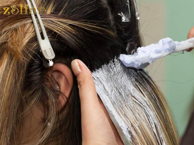 عوارض اصلی رنگ کردن مداوم مو